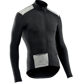 Northwave Fahrenheit Wool Bike Jersey Longsleeve Men black